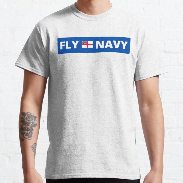 Fly Navy Classic T-Shirt