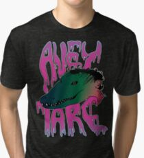 death raga Tri-blend T-Shirt
