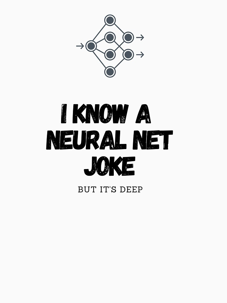 data scientist neural network joke by dataninja