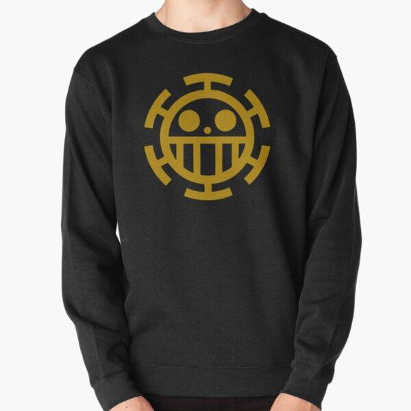 Trafalgar Law Jolly Roger Pullover Sweatshirt