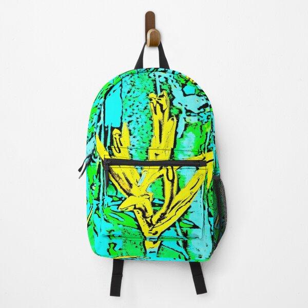 LEMON BIRD OF PARADISE Backpack