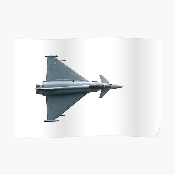 The Eurofighter Typhoon Poster