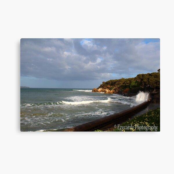 Queenscliff Beach 3 Canvas Print