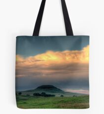 A Bump On The Landscape Tote Bag