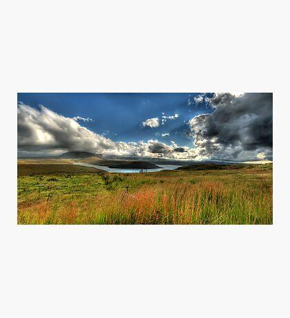 U-Bend Panoramic Photographic Print