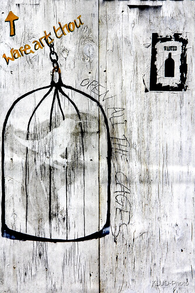 Open all the Cages by KUJO-Photo