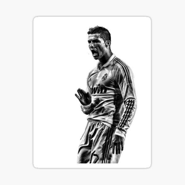 Cristiano Ronaldo Calma Sticker