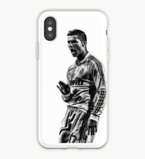 cristiano ronaldo calma iPhone Case