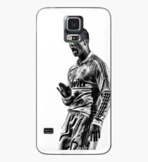 cristiano ronaldo calma Case/Skin for Samsung Galaxy