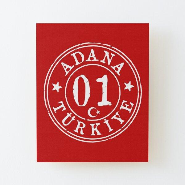 Adana 01 Wood Mounted Print