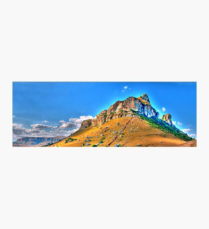 RAPP Mountain Panoramic Photographic Print