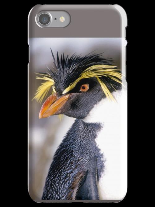Rockhopper Penguin by theoneandonlypd
