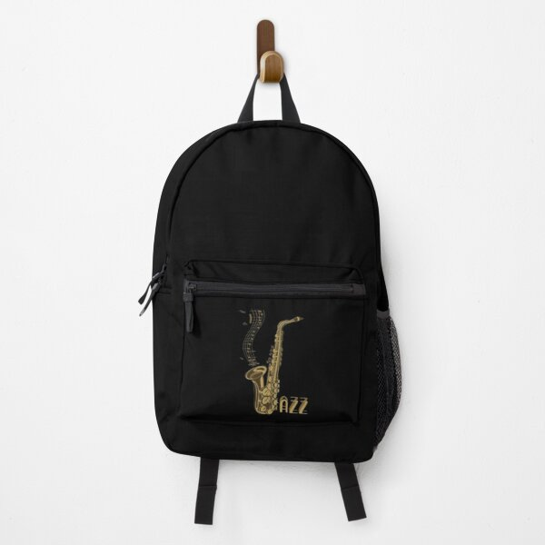 Jazz Music Gift For Jazz Lover Epic Sax  Backpack