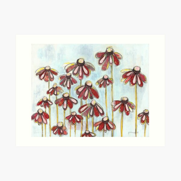 Good Morning Petal Art Print
