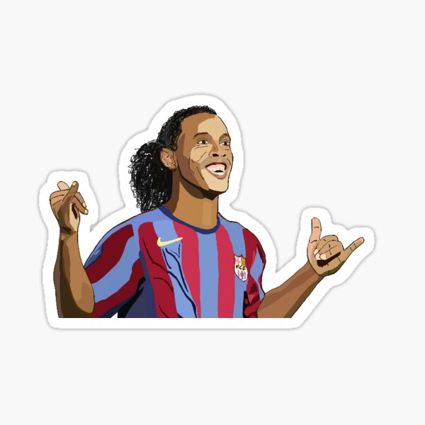 Footballer Sticker