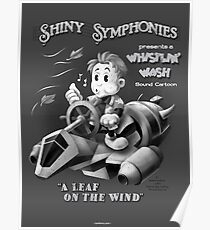 Shiny Symphonies: Whistlin' Wash Poster