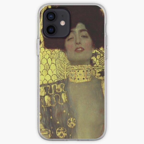 Gustav Klimt - Judith iPhone Soft Case