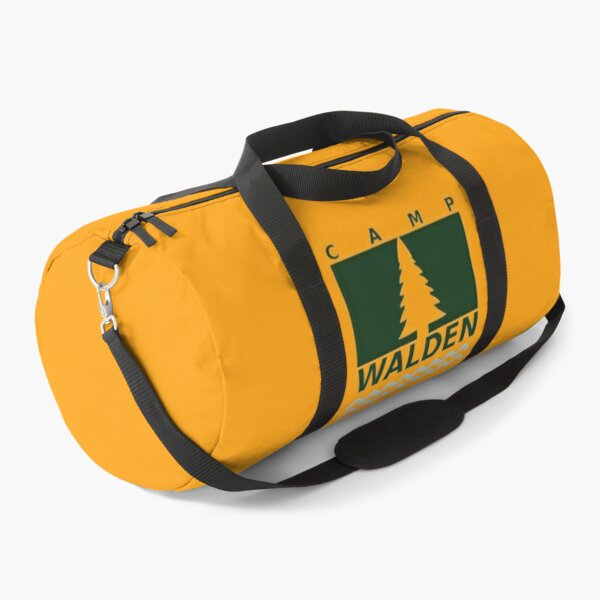 Parent trap - big yellow duffle bag - camp Walden  Duffle Bag