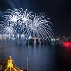 Malta International Fireworks Festival 2013 by Chris Muscat