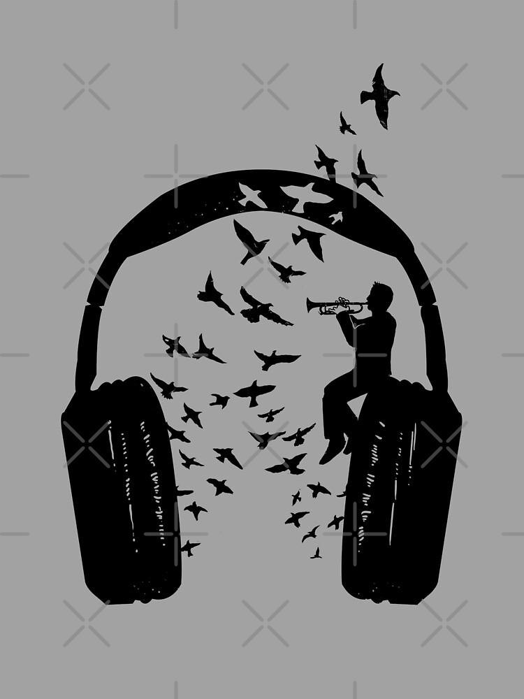 Headphone - Trumpet by barmalisiRTB