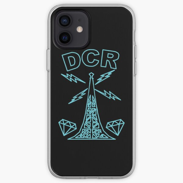 Diamond city radio high quality iPhone Soft Case
