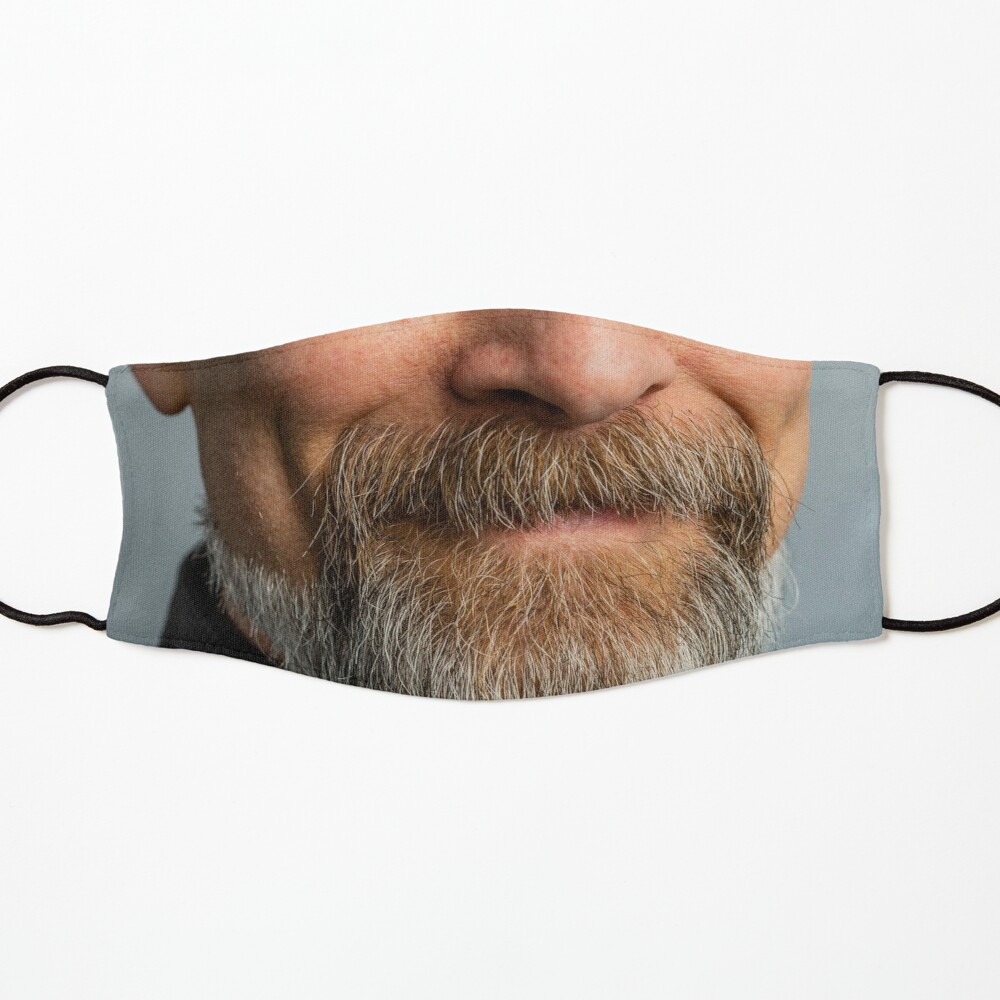 Beard Mustache Game Strong Mask By Undercover101 Redbubble