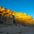 Golden hour in Red Rock State Park. by philw