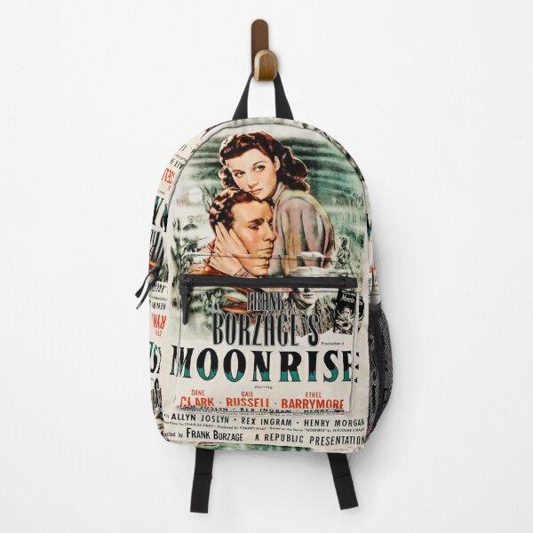 Moonrise - vintage film poster 40s noir Backpack