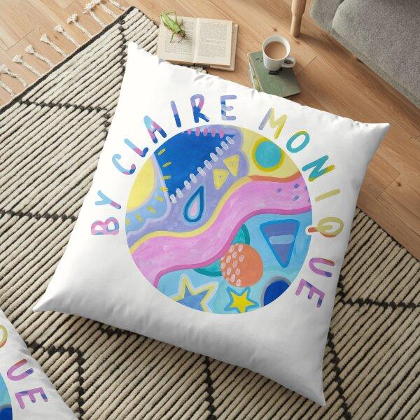 By Claire Monique Floor Pillow