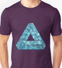 PENROSE TRIBAR WATER TRIANGLE Slim Fit T-Shirt