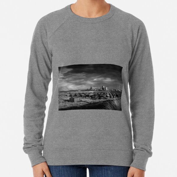 Fishermans Huts and Steel works Lightweight Sweatshirt