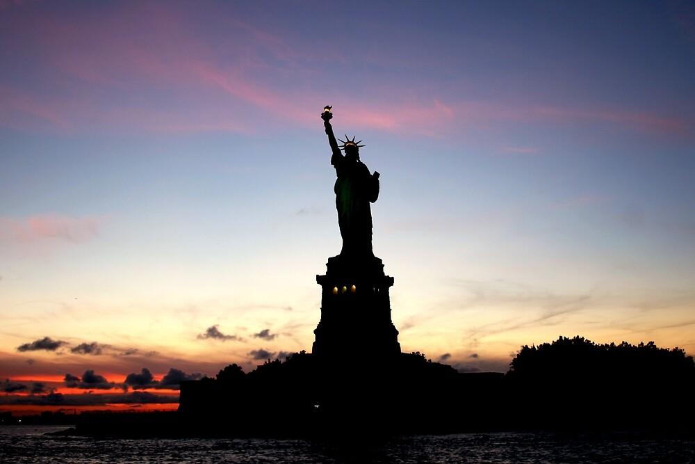 Lady Liberty by Joseph Matose