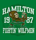 Hamilton Fightin' Wolfmen by popnerd