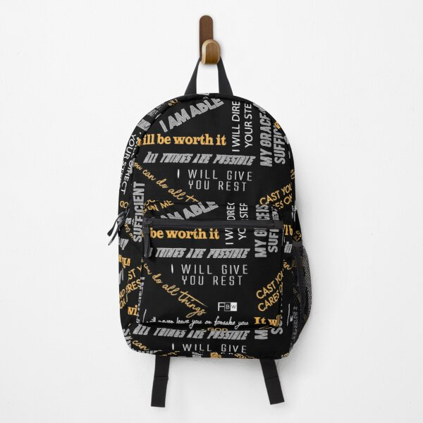 Promises of God Backpack