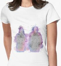 Partners In Crime Women's Fitted T-Shirt
