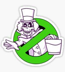 Hatbox Ghost Buster Sticker