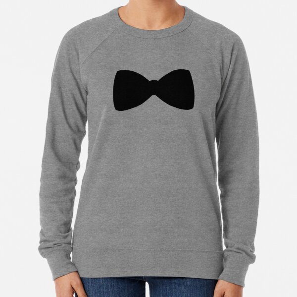 Bow Tie Lightweight Sweatshirt