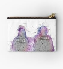 Partners In Crime Studio Pouch