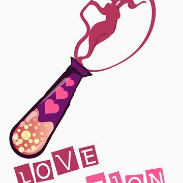 Love Potion-Guaranteed by Dejablue