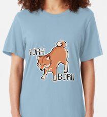 Bork Shibe Slim Fit T-Shirt