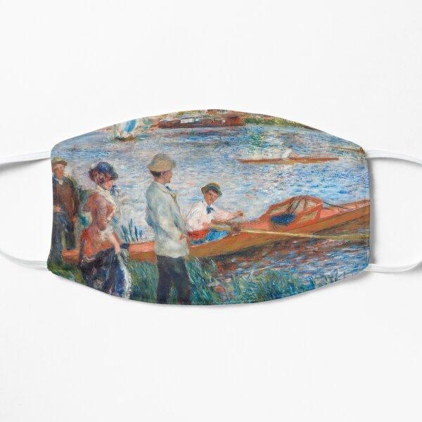 Auguste Renoir - Oarsmen at Chatou Flat Mask