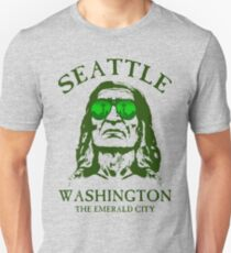 Seattle-The Emerald City T-Shirt