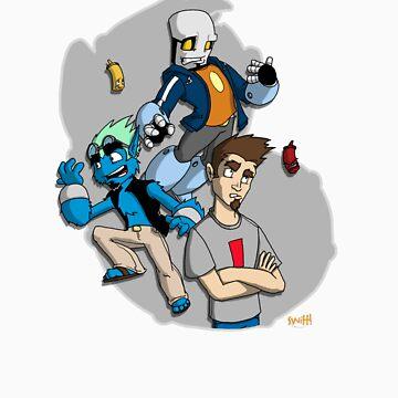 Team Spudmunkey by Spudmunkey