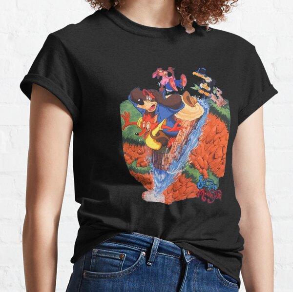 Splash.Mountain Classic T-Shirt