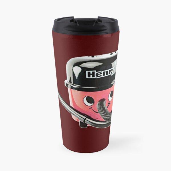 Henry Hoover Design Travel Mug