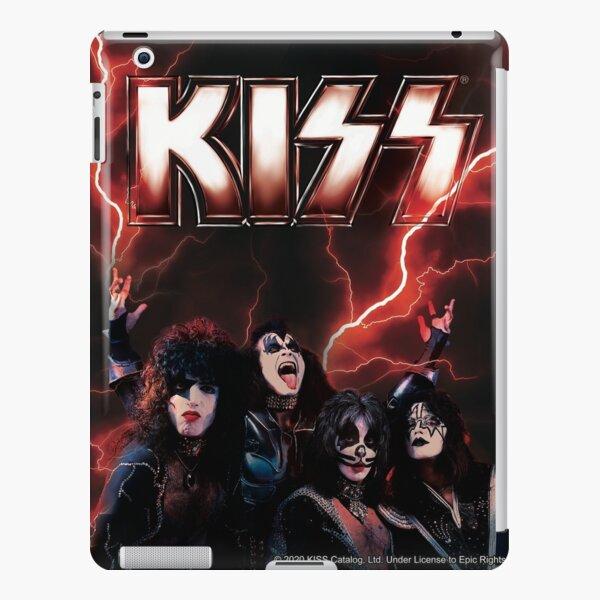 KISS rock band music - Red Lightning iPad Snap Case