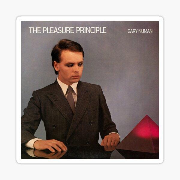 Cars, New Wave, 1979, Throwback, The Pleasure Principle, Synth-pop, Gary, Numan, Sticker