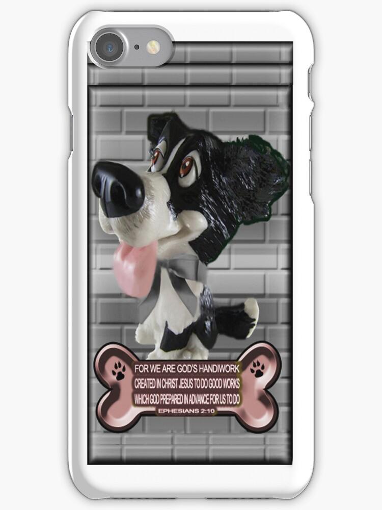 ∞ ☆ ★GOD'S HANDIWORK DOG IPHONE CASE  ∞ ☆ ★ by ✿✿ Bonita ✿✿ ђєℓℓσ