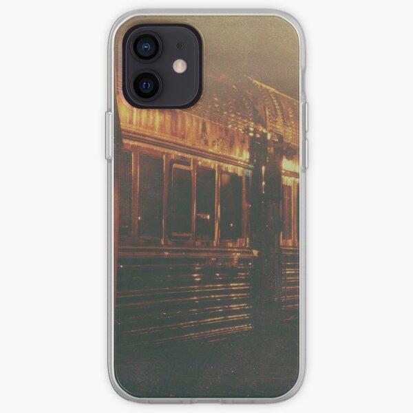 Le train iPhone Soft Case
