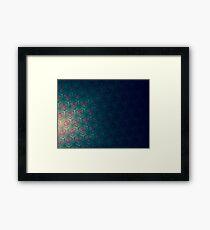 Cubes Framed Print